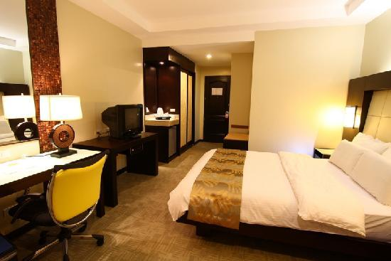 Circle Inn - Hotel & Suites: Deluxe Room
