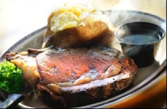 Miller's Ale House St. Pete: Tuesday and Thursday Prime Rib