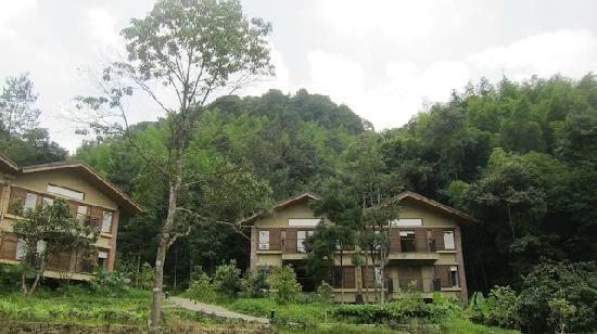 Crosswaters Ecolodge & SPA: Farm/garden villa rooms