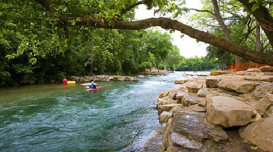 Olympic Outdoor Center: San Marcos Rio Vista Downriver