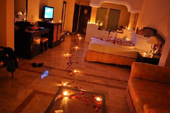 TRS Yucatan by Palladium: Romantic room