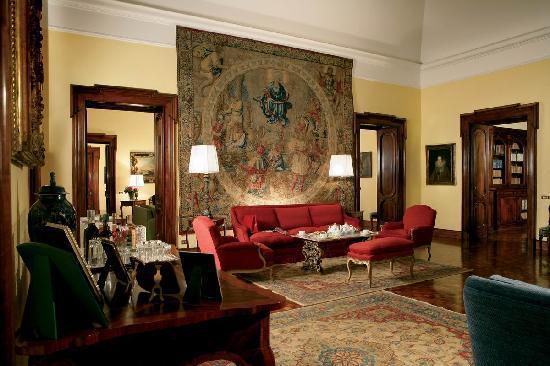 Villa Spalletti Trivelli: The Halls - Villa Spalleti Trivelli, Rome, Italy