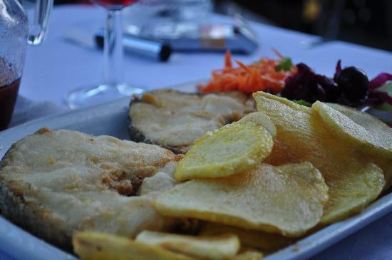 A Canastra da Ribeira: Fish