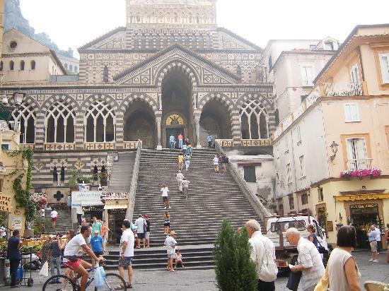 Pietra di Luna Hotel : Amalfi Cathedral
