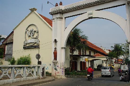 Sunda Kelapa Harbour: GALANGAN