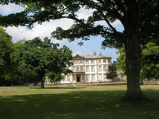 Bridlington, UK: The hall