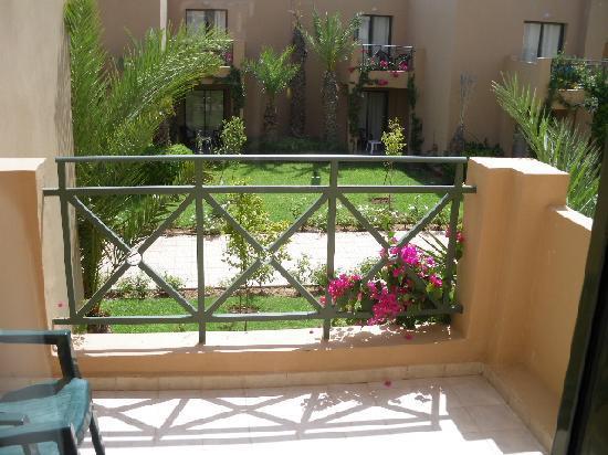 Club Dar Atlas: balcon