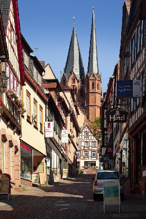 Gelnhausen, Germany: Charming streets