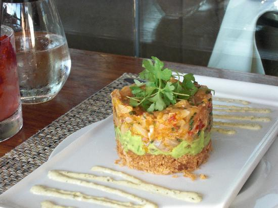 Boa Steakhouse : tuna tartar