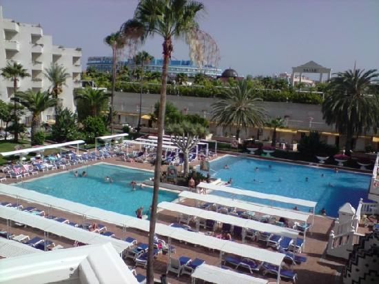 Piscina foto di spring hotel vulcano playa de las for Alberca las americas