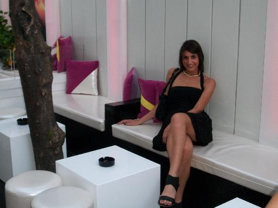 Morgana Lounge Bar Taormina: Io al Morgana