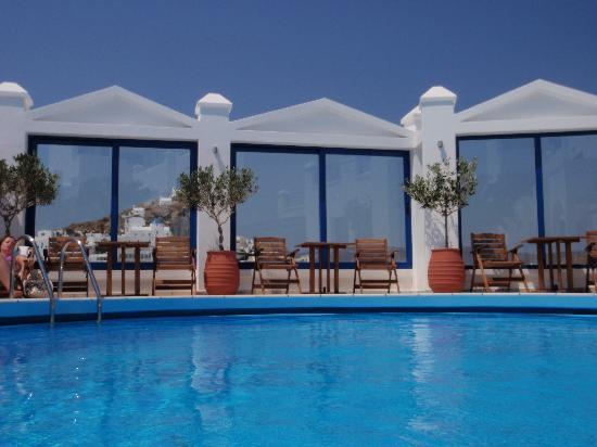 Χώρα, Ελλάδα: Lofos Village Hotel