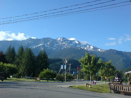Pemberton Valley Lodge: Pemberton BC