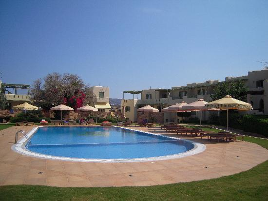Finikas Hotel: Pool
