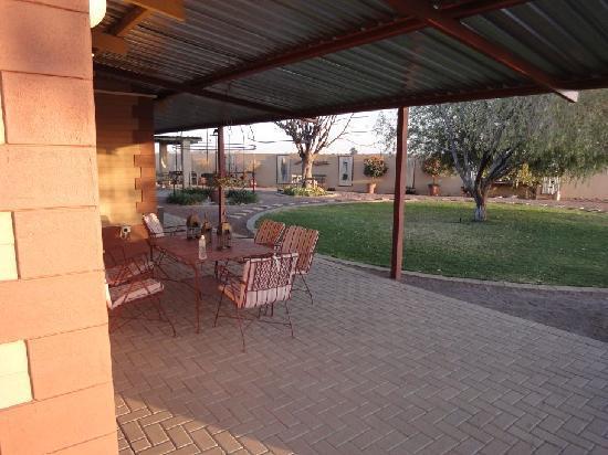 Bastion Farmyard: Room 5 Veranda
