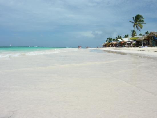 Punta Cana, República Dominicana: The Beach
