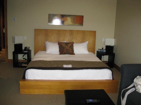 Nita Lake Lodge : Schlafzimmer