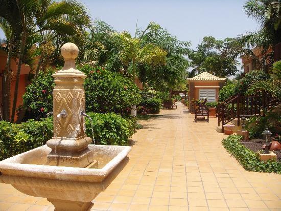 Green Garden Resort & Suites: Accomodation