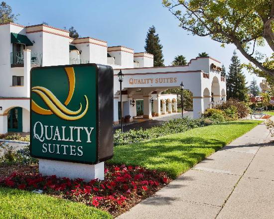 Quality Suites San Luis Obispo: New Exterior Daytime