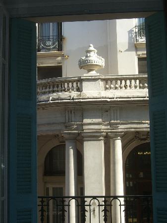 Hotel le Lido: view