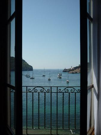 Esplendido Hotel: Vue sur la baie et la mer