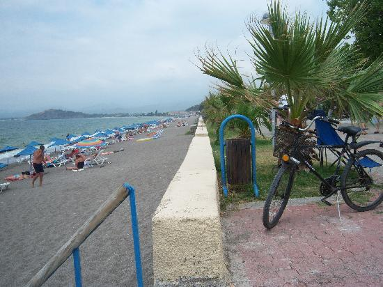 Litera Fethiye Relax Hotel : calis beach