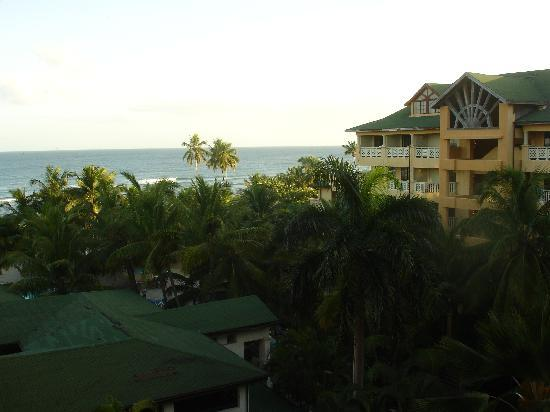 Juan Dolio, República Dominicana: View from our 6th floor balcony