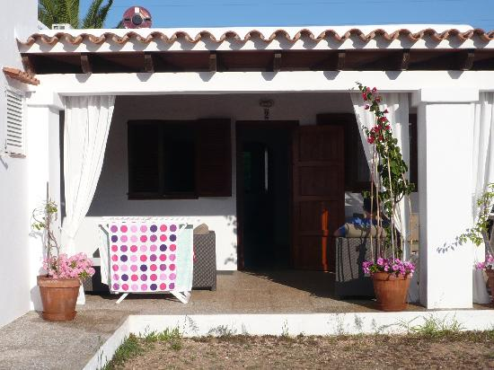 Formentera, Spain: viviendas turistica michel
