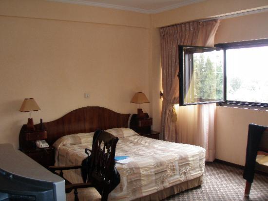 Panorama Hotel : Room