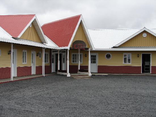 Hotel Vogar: Hotelansicht