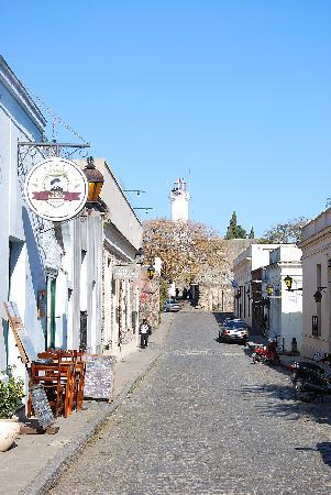 Barrio Historico: Calle del Comercio.
