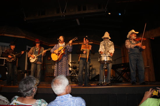 Ozark Mountain Hoe-Down : Such a FUN show and amazing talents here!