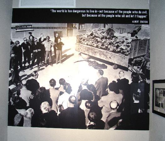 Dallas Holocaust Museum - July 2010