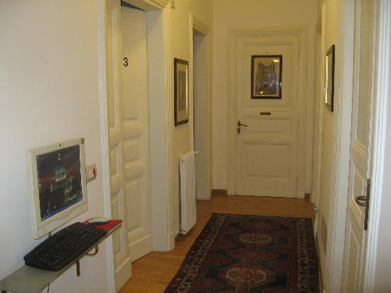 BBRome4U: Corridor