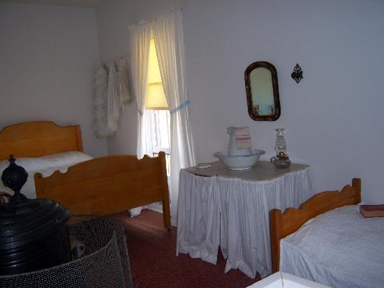 Medora, ND: guest bedroom
