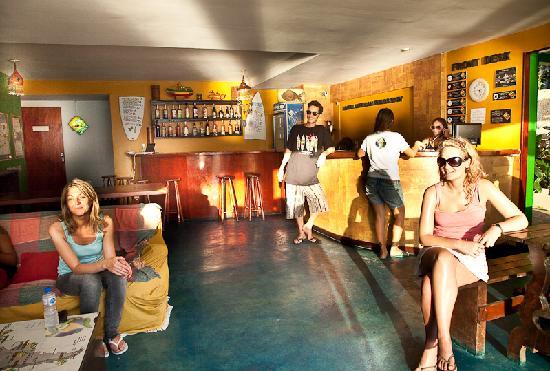 Che Lagarto Hostel Ilha Grande: Recepción