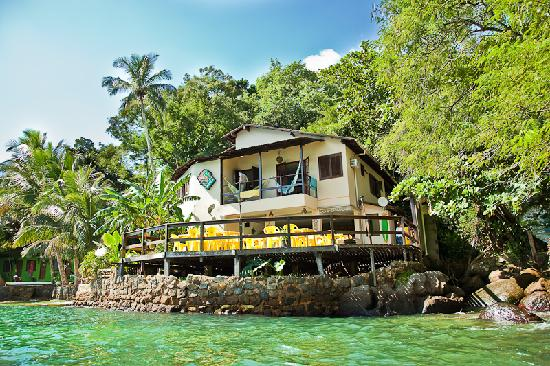 Che Lagarto Hostel Ilha Grande: Fachada