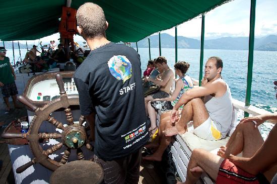 Che Lagarto Hostel Ilha Grande : Tours