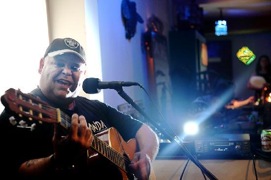 Che Lagarto Hostel Ilha Grande : Music