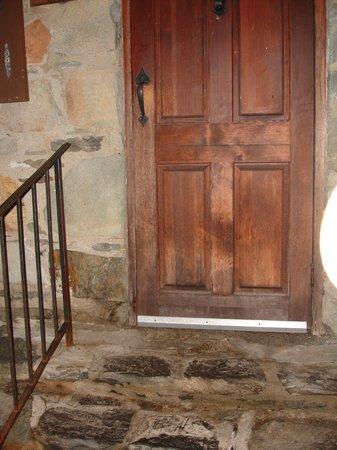 Gamekeeper Restaurant: Main door