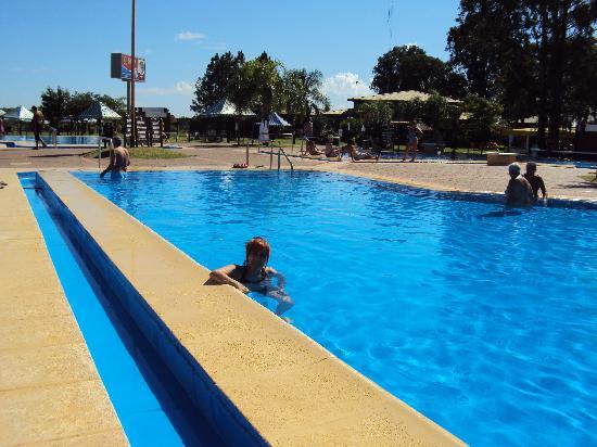 Termas de Federacion: 11.-Parque Termal de Federación : Área pasiva-piscinas 39 y 40º