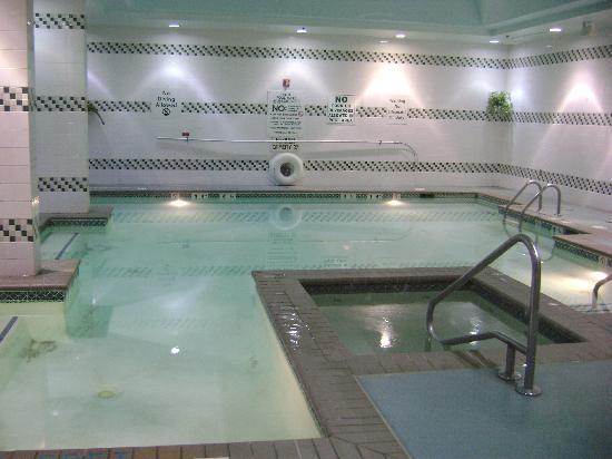 Holiday Inn Express Hotel & Suites Virginia Beach Oceanfront: Inside pool
