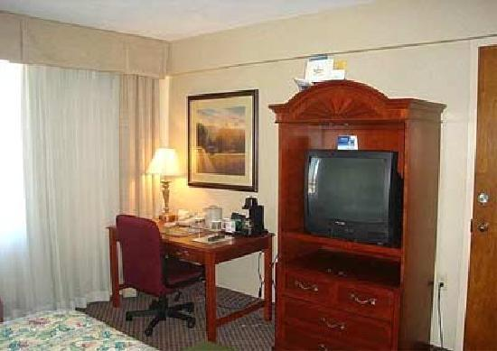 Hotel Louisville Downtown: Standard king room