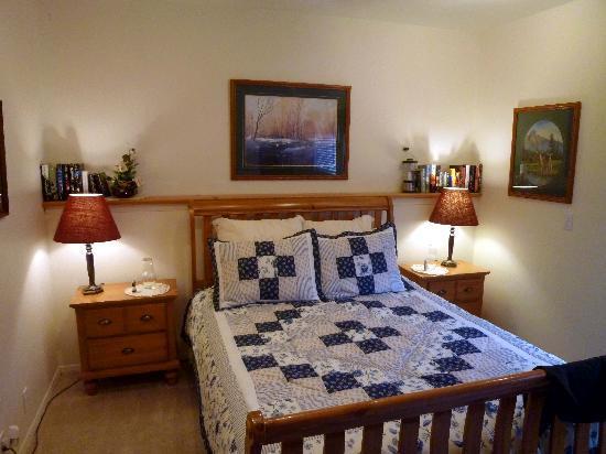 """Yosemite Bed and Breakfast : Room """"SIerra"""""""
