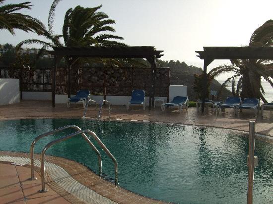 Club Jandia Princess Naturist Pool Area