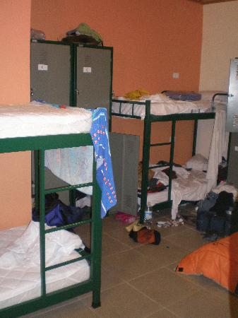CabanaCopa Hostel: room