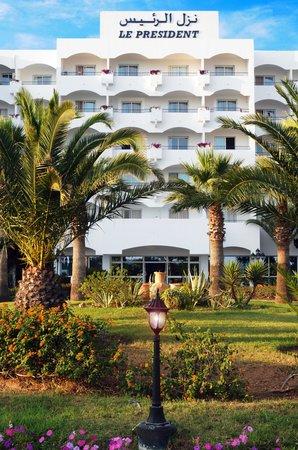 Hotel Club President: L'hôtel
