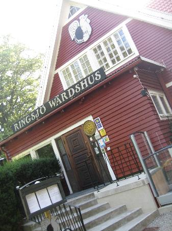 Ringsjo Krog & Wardshus: Main Building