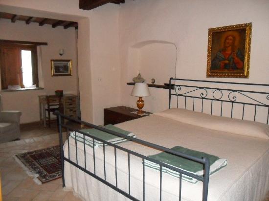 Agriturismo Azienda Agricola il Pozzo: Our Master Bedroom