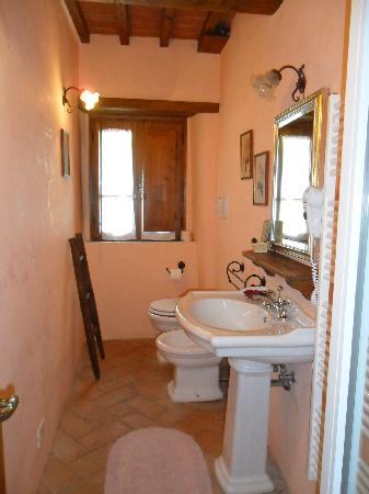 Agriturismo Azienda Agricola il Pozzo: Bathroom